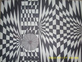 Optical Illusion by Ducky005