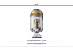 Droid R2-C4 by WS-Clave