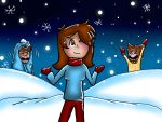 AT: Let it snow!! by DrGengar