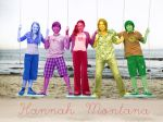 Hannah Montana Wallpaper. by roxyash