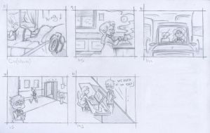 Editing Storyboard by ninagerst