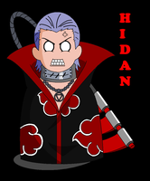 Hidan Chibi by Eternal-Axis
