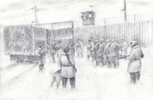 GULAG Chronicles by Ceremonsen