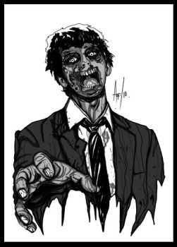ZOMBIE by 2472