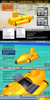 MMD MikuMiku Submarine Stage instructions by Trackdancer