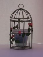 Cage-2 by stock-it