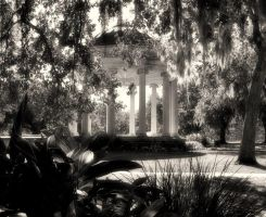 New Orleans City Park Pavilion by SalemCat