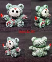 Jason Bear Friday the 13th by Undead-Art