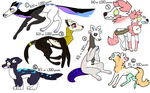 set price adopts (closed!) by SoxzTheWolf