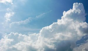 Clouds by coldhunter