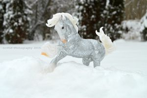 Let it Snow by KLK-Photography