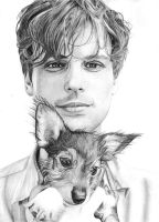 Matthew Gray Gubler by SmoothCriminal73