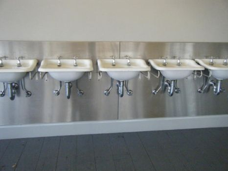 Water Basins by maiko-stock