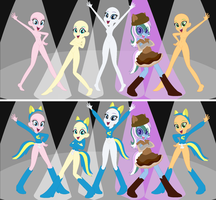 Equestria Girls- It's Show Time! [open collab] by Dark-Videogamer