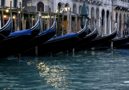 gondolas by weejockrocks