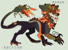 Mabon- Auctions CLOSED!! by Sindonic