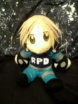 Leon S. Kennedy - Plush by Arkeresia