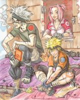 Team 7 by 3nrique