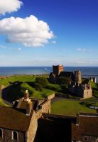 Dover Castle by StonyStoneIsStoned2