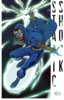 FaH- Static Shock by ParisAlleyne