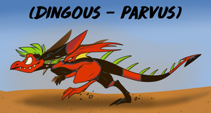 (Dingous - Parvus) by DingoTK