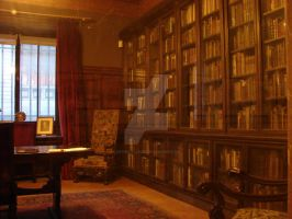 Room NYPL by ArtieWallace