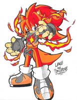 *POINT-COMMISSION*:  Lance the Porcupine by Armpit-Warrior