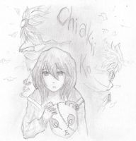 Happy Bday ChiakiiKo by 16fable