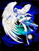 Angel Death color by thenumber42