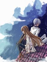Vampire Knight: Night Sky by Lancha