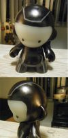 Tron Munny by Super-Tofu