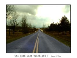 The Road Less Travelled by Tantas