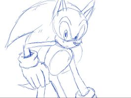 sonic blink animation test by ss2sonic