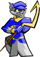 Sly Cooper by Batman316