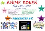 Anime Boken Convention by belldandyamz