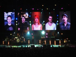 Paramore Concert Sydney by mynamescrizelle