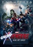 Grumpvengers - Age of Grep by EyebrowScar