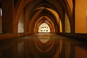 Arabic Baths by PzychoStock