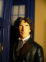 Eighth Doctor Upclose by DoctorWhoNC