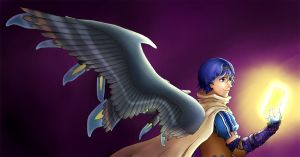 Baten Kaitos - Awakening by Irelza