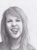 Hayley williams by AdiLohrey18