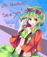 Gumi sketch~ by KyouKaraa