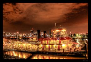 River Queen HDR by joelht74