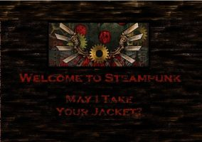 Welcome to Steampunk by Wish2beDeryn