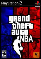 Grand Theft Auto NBA by theprocess