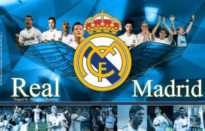 Real Madrid by MOHAMMED-DIAB