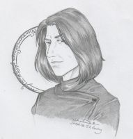 Snape Commision by endejester