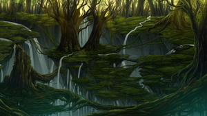 Emerald Forest by Chimaerix