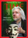 Julian Assange, Time Person Of The Year by Hitspinner