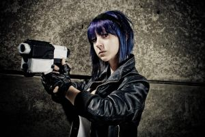 ae12gits by MsCharCosplay